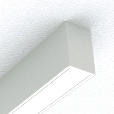 Image 1 of Cooper 22DS Straight and Narrow LED Surface Mount Light Fixture