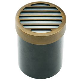 Berdina Die Cast Brass Low Voltage LED Well Light