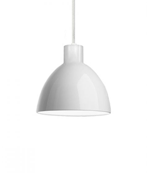 Alcon Lighting 12258 Doma I Architectural LED Contemporary 6 Inch Dome Pendant Mount Direct Down Light Fixture