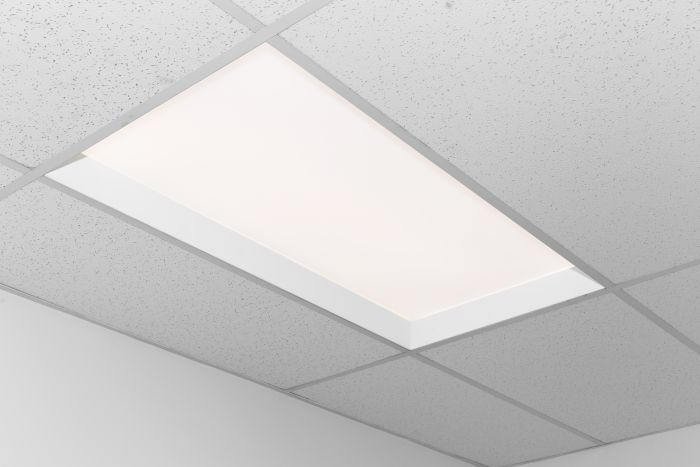 Alcon Lighting 14092 Skybox Architectural LED 2x4 Regressed Edgelit LED Flat Sky Light Panel