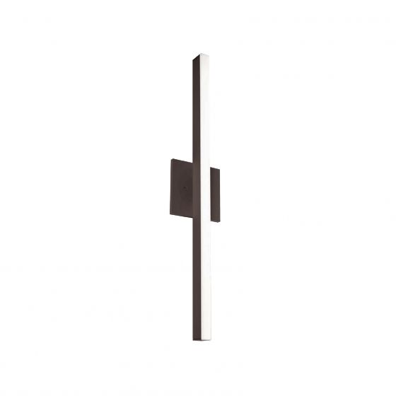 Alcon Lighting 11115 Jax Architectural Modern LED Linear Dressing Room Vanity Light Fixture