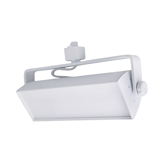 Alcon Lighting 13125 Architectural Adjustable Swivel Connector 12 Inch LED Wall Wash Track Fixture