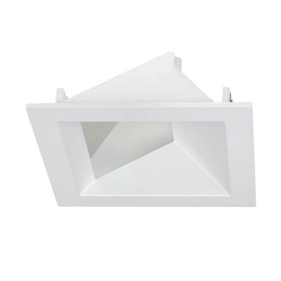 Alcon Lighting 14031-3 Architectural 3 Inch Square LED Lensed Recessed Wall Wash