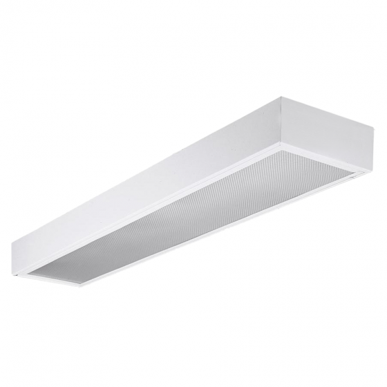 Alcon Lighting 14056 iLED Architectural LED 1x4 Surface Mount Recessed Direct Light Troffer