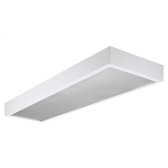 Alcon Lighting 14057 iLED Architectural LED 2x4 Surface Mount Recessed Direct Light Troffer