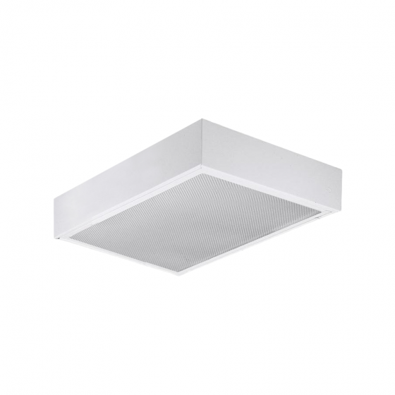 Alcon Lighting 14058 iLED Architectural LED 2x2 Surface Mount Recessed Direct Light Troffer