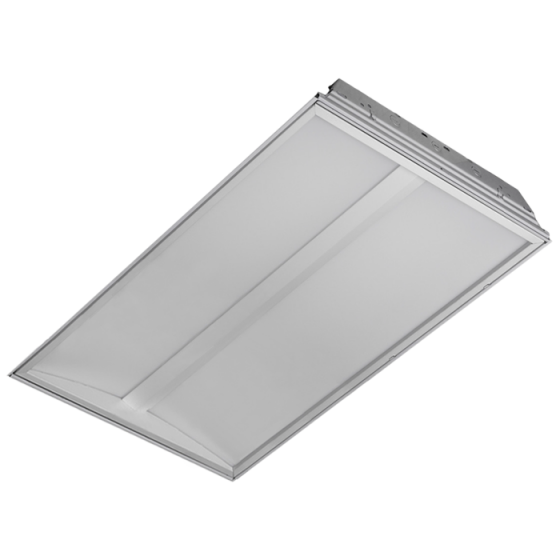 Alcon Lighting 14062 HiLED Architectural LED 2x4 Surface Mount High Performance Recessed Troffer