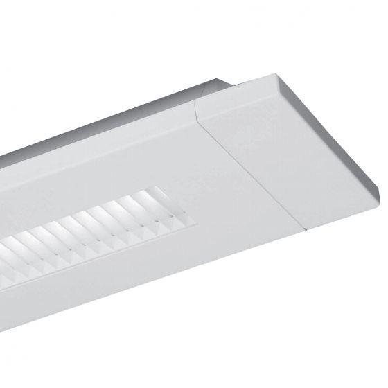Finelite Series 14 Fluorescent Drop Fixture Pendant S14-WCB