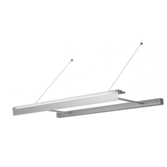 Delray 17 Series Stick T5 Single Lamp Wall Mount Cantilever Light Fixture