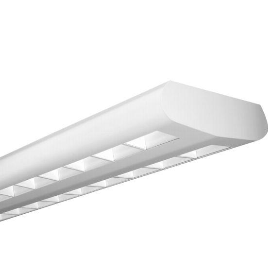 Finelite Series 9 Fluorescent Drop Fixture Pendant T8 S9-4