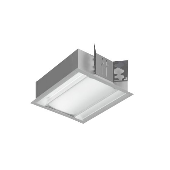 Cooper ZM-WG Z Mini Rectangular Perforated Inlay Lens LED Recessed Light