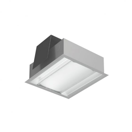 Cooper ZM-WD Z Mini Rectangular Perforated Inlay Lens LED Recessed Light