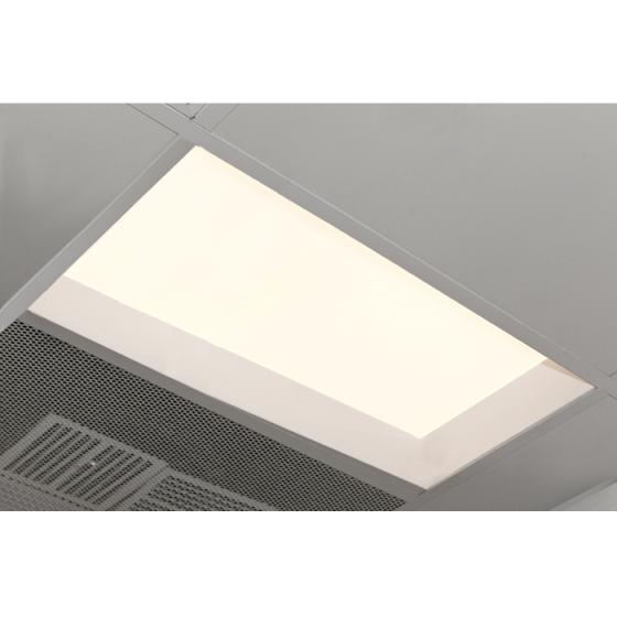 Alcon Lighting 14090 Skybox Architectural LED 1x4 Regressed Edgelit LED Flat Sky Light Panel
