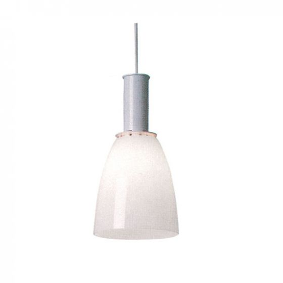 Delray 2340 Aspect Fluorescent Glass Decorative Pendant