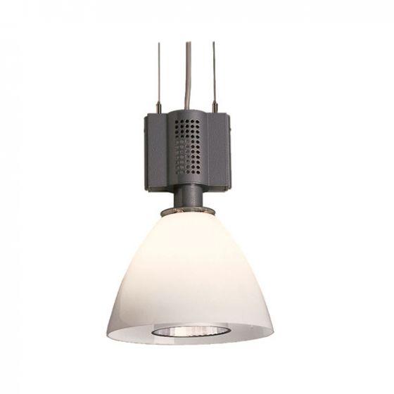 Delray 2432 Aspect Fluorescent Glass Decorative Pendant
