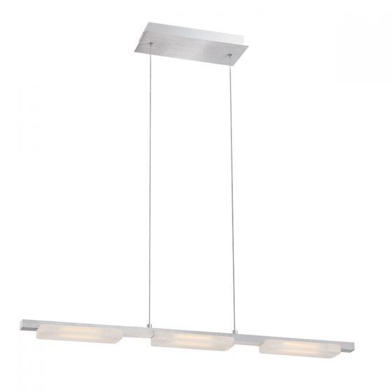Alcon Lighting 12251 Triplit 3-Light LED Architectural Linear Pendant