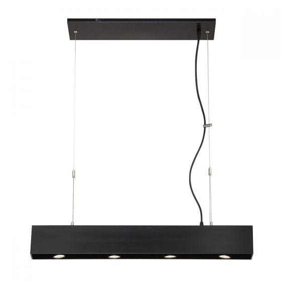 Alcon Lighting 12163 Ashen 4-Light LED Architectural Pendant