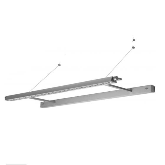 Delray 40 Series Stick T5 Single Lamp Wall Mount Cantilever Light Fixture