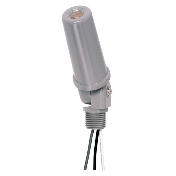Intermatic K4251C 120V Photo Controls with Stem and Swivel Mounting