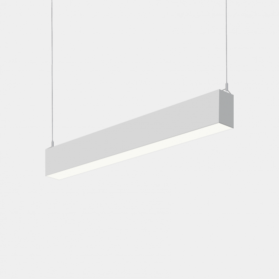 Alcon Lighting 12175 4 Beam 20 Series Architectural Led Foot Linear Pendant Mount Direct