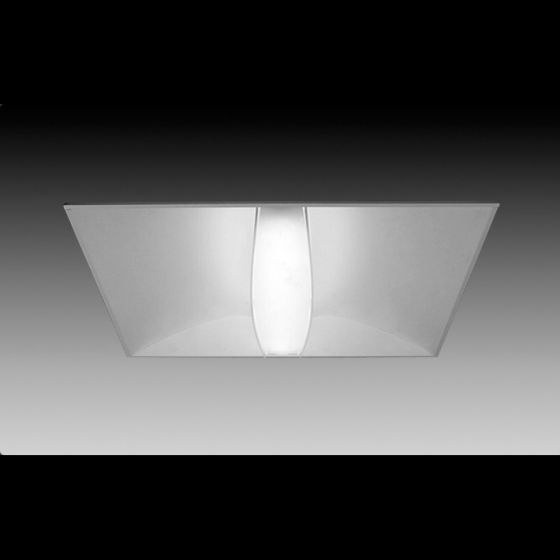 Focal Point Lighting FBD22B Birdie 2x2 Architectural Recessed Fluorescent Fixture