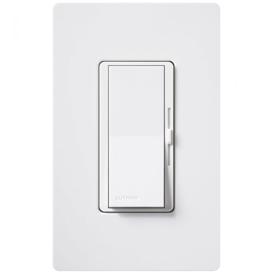 Lutron Diva Electronic Low Voltage Single-Pole Preset Dimmer