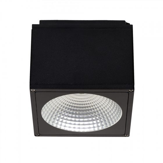 Alcon Lighting 11224-TF Pavo Turtle Friendly Architectural LED 6 Inch Square Surface Ceiling Mount Direct Down Light Fixture