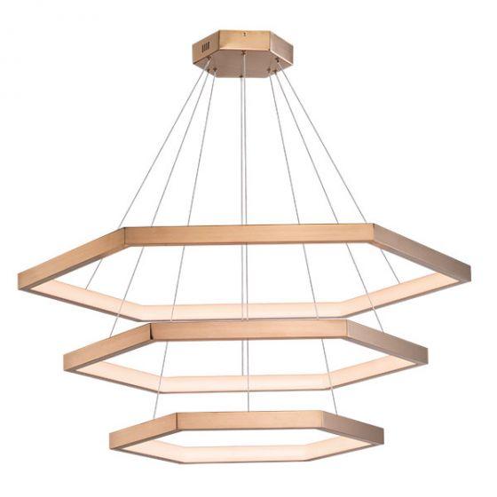 ET2 Hex LED Pendant