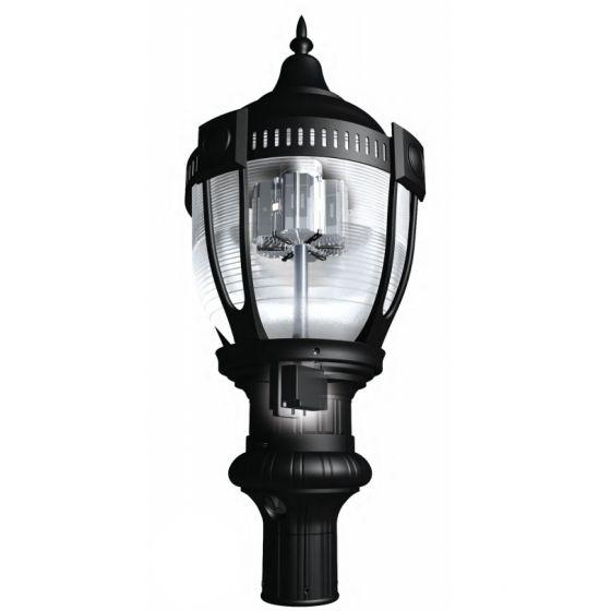 Cooper Generation Series HID McGraw-Edison Decorative Post Top Fixture