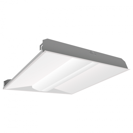 Alcon Lighting 14064 Abright Architectural LED 2x2 Recessed Center Basket Direct Light Troffer