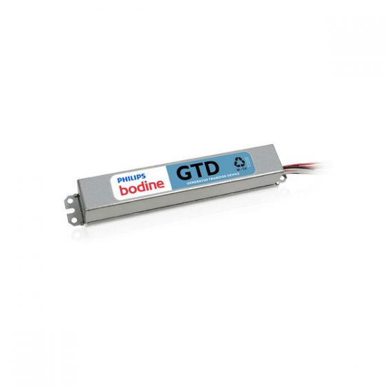 Philips Bodine GTD Generator Transfer Device for Generator or Central Inverter Supplied Lighting