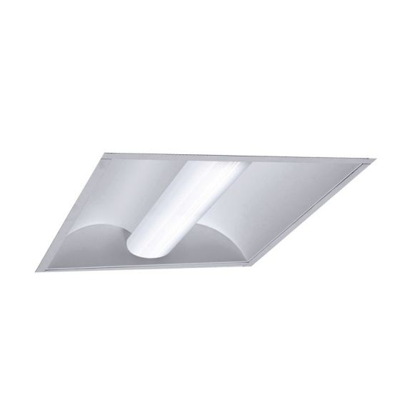 Philips Lightolier H9S2GLR214UNVPG HP90 2X2 14W T5 Fluorescent Recessed Fixture 120-277V