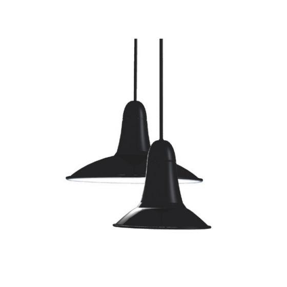 Delray Lighting RLM P3 P4 Fluorescent / Incandescent Architectural Pendant