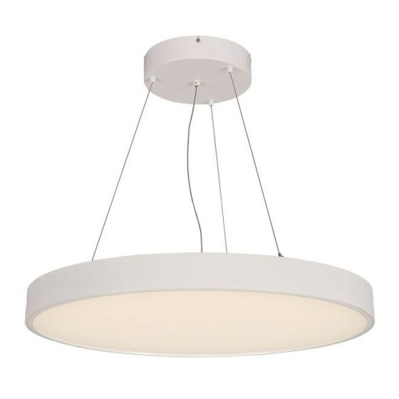 Alcon Lighting 12201 Skyline Architectural LED Round Pendant Mount Direct/Indirect Light Fixture