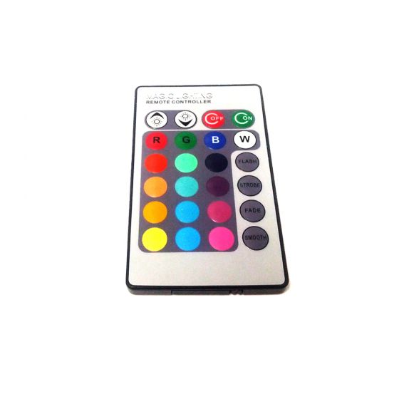 Remote for LED RGB Color Changing Well Light