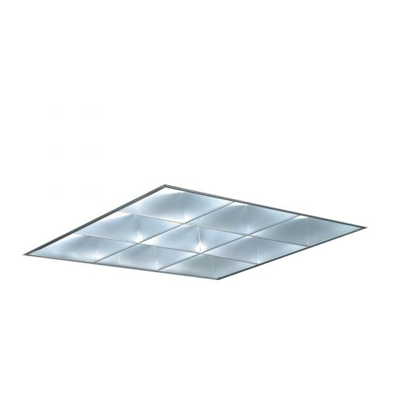 Alcon Lighting 14015 Parabolic Architectural LED Troffer Light Fixture