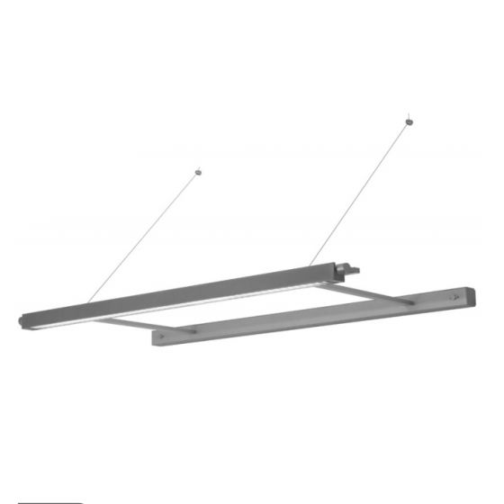 Delray 30 Series Stick T5 Single Lamp Wall Mount Cantilever Light Fixture