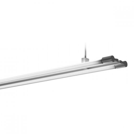 Delray Swing 11 Series T5 Fluorescent Double Lamp Pendant / Surface Mount Fixture