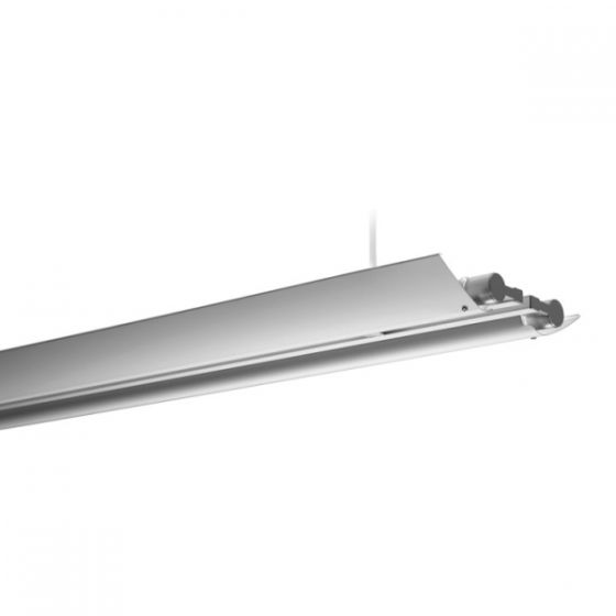 Delray Swing 19 Series T5 Fluorescent Double Lamp Pendant / Surface Mount Fixture
