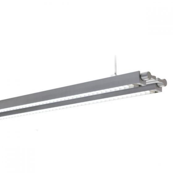Delray Swing 20 Series T5 Fluorescent Double Lamp Pendant / Surface Mount Fixture