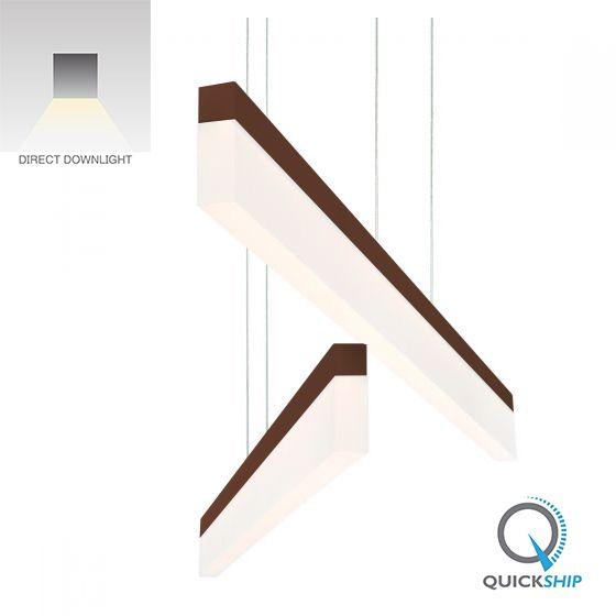 Alcon Lighting 12159 Barra LED Architectural Linear Pendant Fixture