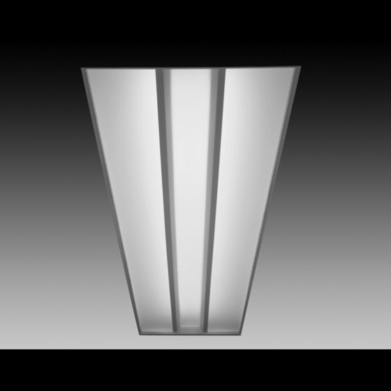 Focal Point Lighting FVR14 Veer 1x4 Architectural Recessed Fluorescent Fixture