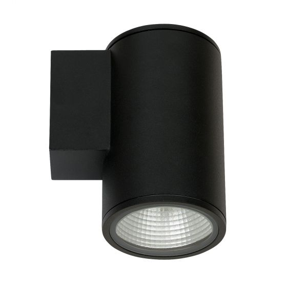 Alcon Lighting 11226-DIR Pavo Architectural LED 4 Inch Cylinder Wall Mount Direct Light Fixture