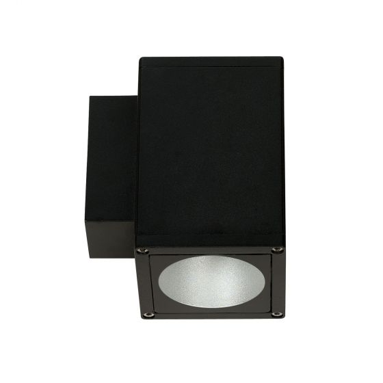 Alcon Lighting 11225-DIR Pavo Architectural LED 4 Inch Square Wall Mount Direct Light Fixture