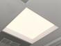 Alcon Lighting 14091 Skybox Architectural LED 2x2 Regressed Edgelit LED Flat Sky Light Panel