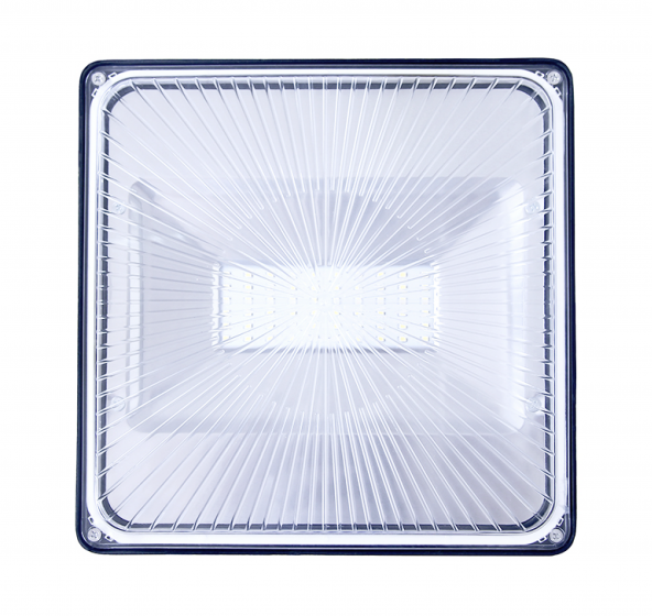 Alcon Lighting 16001 CPY 10 Inch LED Low Profile High Efficiency Canopy Light