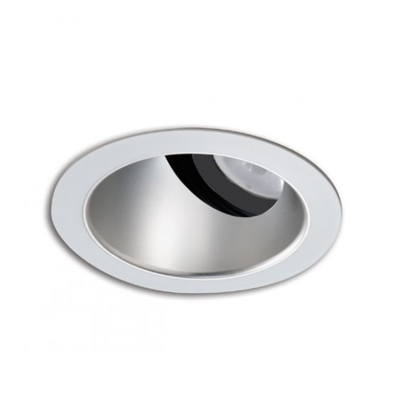 Amerlux Evoke 6 Inch LED Recessed Light Fixture Trim and Housing Kit E6RA
