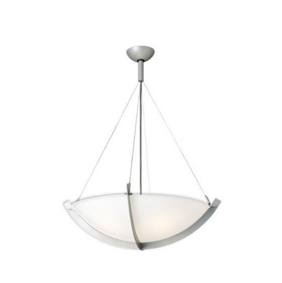 Delray 3812 Q-Uplight 4-Lamp Compact Fluorescent Pendant