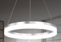 Alcon Lighting 12272-1 Redondo Architectural LED 1 Tier Ring Light Direct Downlight