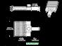 MaxLite AR Series Slim Medium LED Area Light